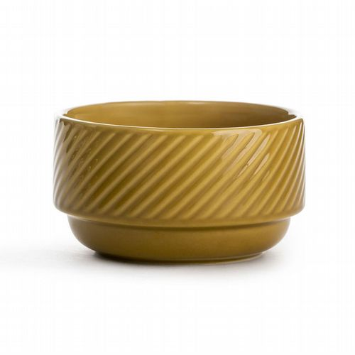Stackable Breakfast Bowl - Mustard